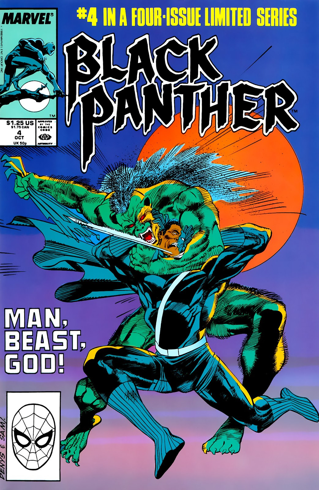 Black Panther Vol 2 4