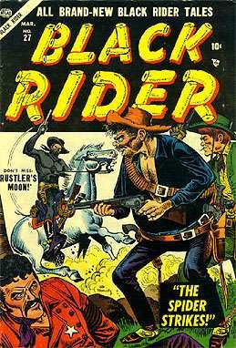 Black Rider Vol 1 27