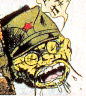 Bloody Baron (Japanese) (Earth-616)