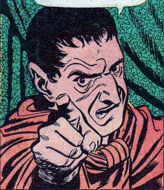 Caesar of Crime (Earth-616)/Gallery
