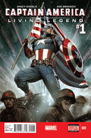 Captain America Living Legend Vol 1 1