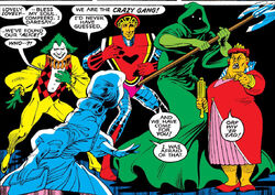 Crazy Gang (Earth-616) from Excalibur Vol 1 4 0001.jpg