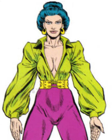 Denise Baranger (Earth-616) from Official Handbook of the Marvel Universe Master Edition Vol 1 16 0001.jpg