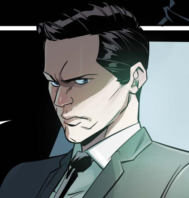 Derek Bishop (Earth-616)