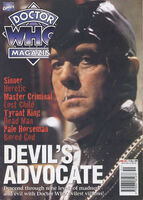 Doctor Who Magazine Vol 1 259