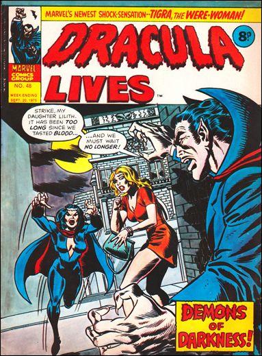 Dracula Lives (UK) Vol 1 48