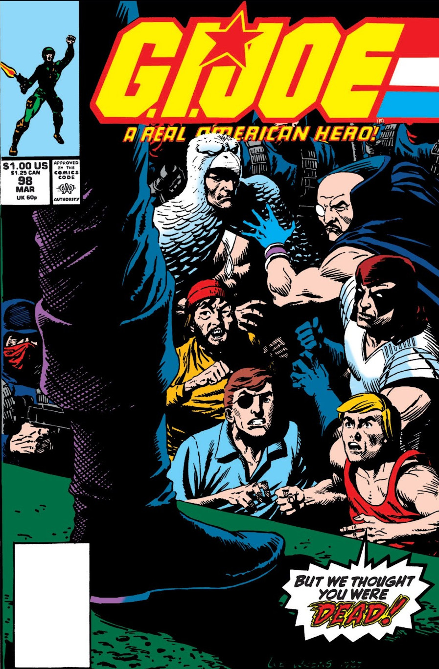 G.I. Joe: A Real American Hero Vol 1 98