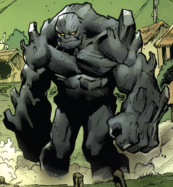 Gerald Stone (Earth-616)