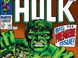 Incredible Hulk Vol 1 102