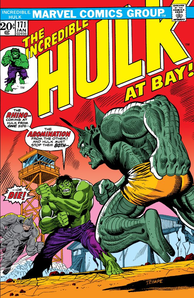 Incredible Hulk Vol 1 171