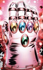 Infinity Gauntlet (Item) from New Avengers Vol 3 3 001.jpg