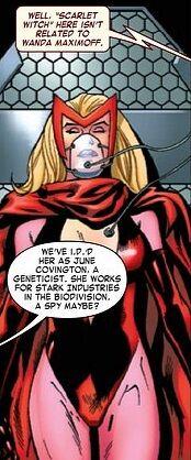 June Covington (Earth-616) from Dark Avengers Vol 1 184.jpg