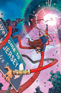 Magnificent Ms. Marvel Vol 1 2 Textless