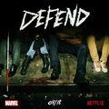 Marvel's The Defenders teaser poster 001