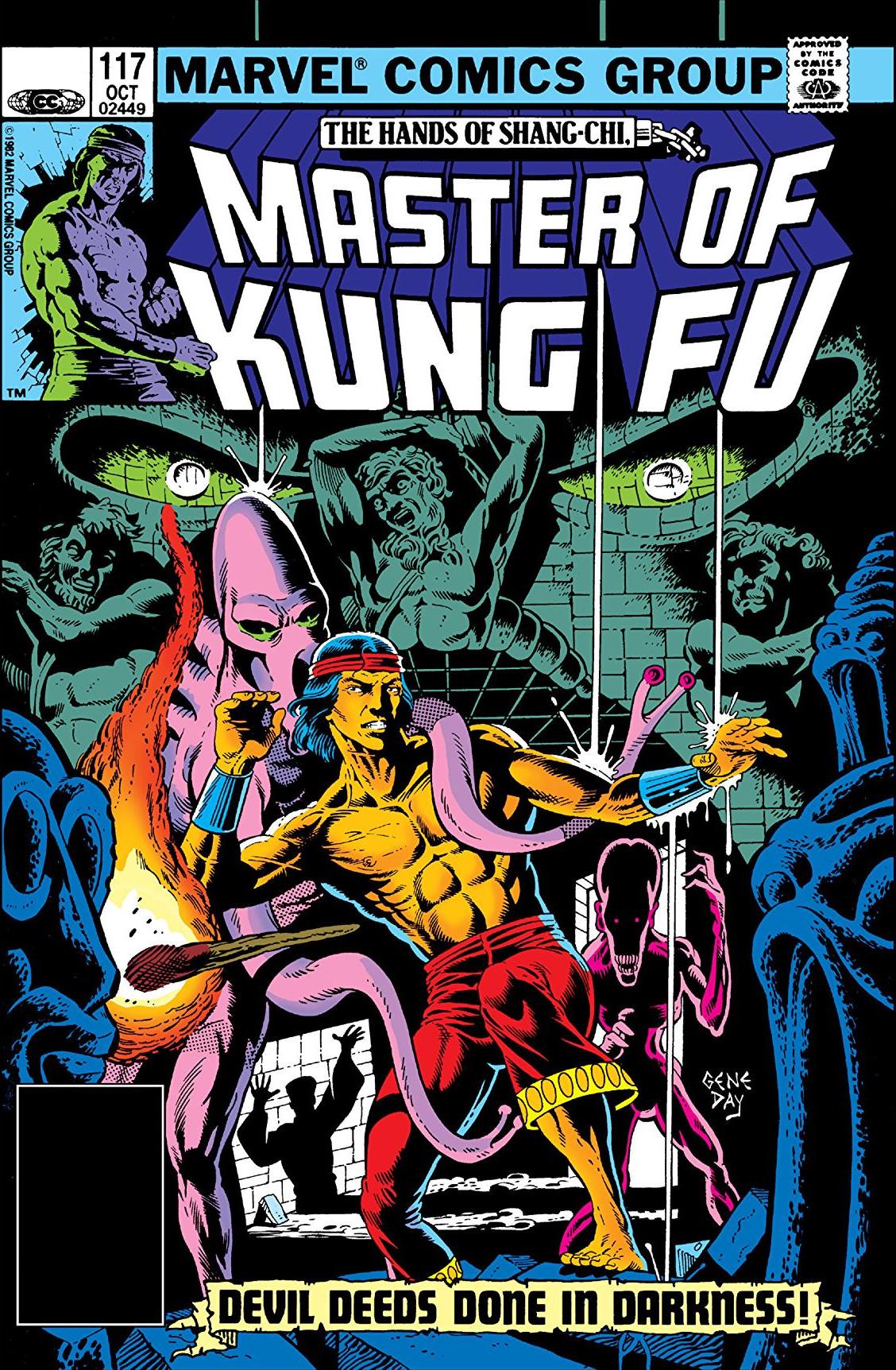 Master of Kung Fu Vol 1 117