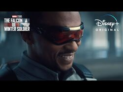Metal Arm - Marvel Studios' The Falcon and The Winter Soldier - Disney+