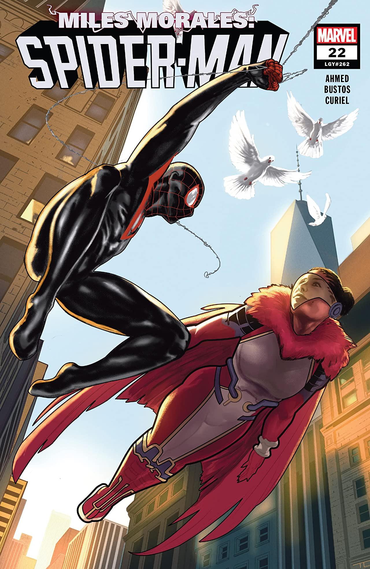 Miles Morales: Spider-Man Vol 1 22