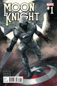 Moon Knight Vol 6 1
