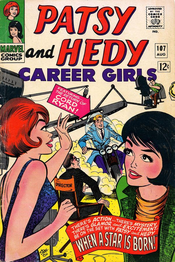 Patsy and Hedy Vol 1 107