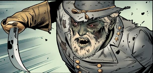 Robert Edward Lee (Earth-616)