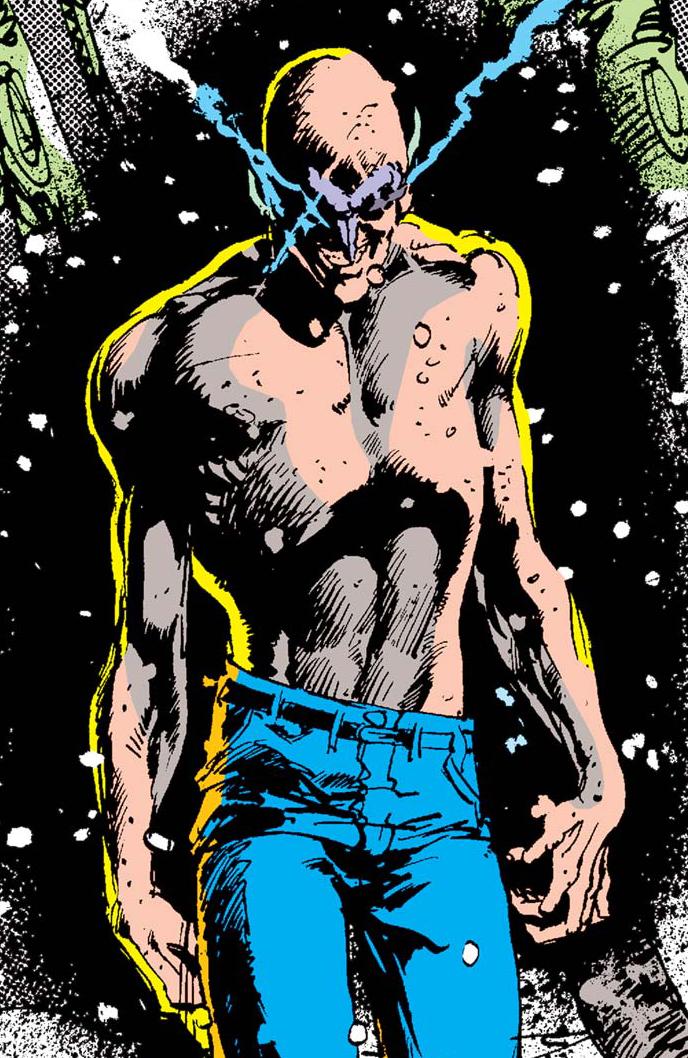 Robert Markham (Earth-616)
