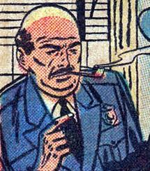 Sam Brady (Police Chief) (Earth-616)