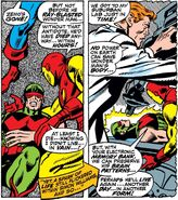 Simon Williams (Earth-616) and Avengers (Earth-616) from Avengers Vol 1 58 001