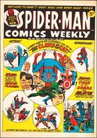 Spider-Man Comics Weekly Vol 1 24