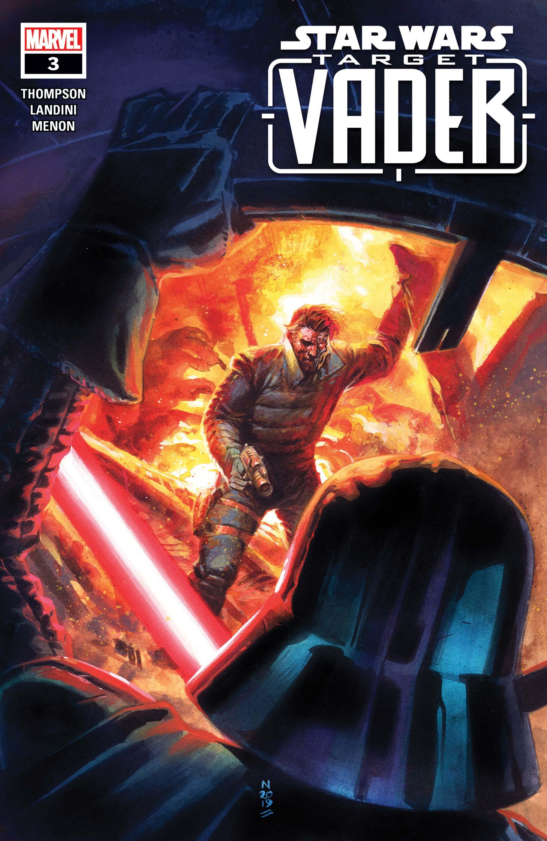 Star Wars: Target Vader Vol 1 3