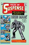 Tales of Suspense Vol 1 39