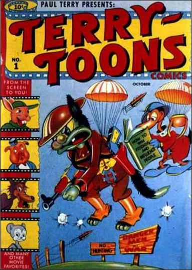 Terry-Toons Comics Vol 1 1
