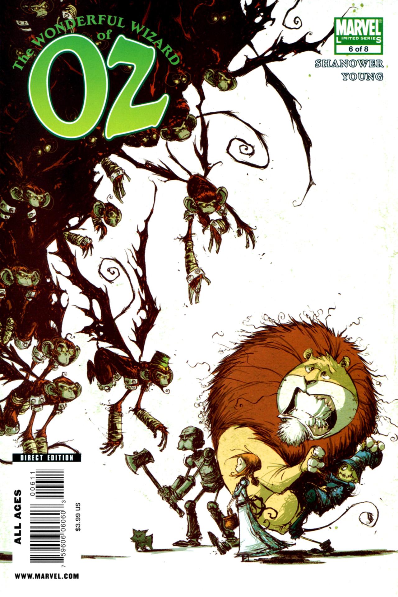 The Wonderful Wizard of Oz Vol 1 6