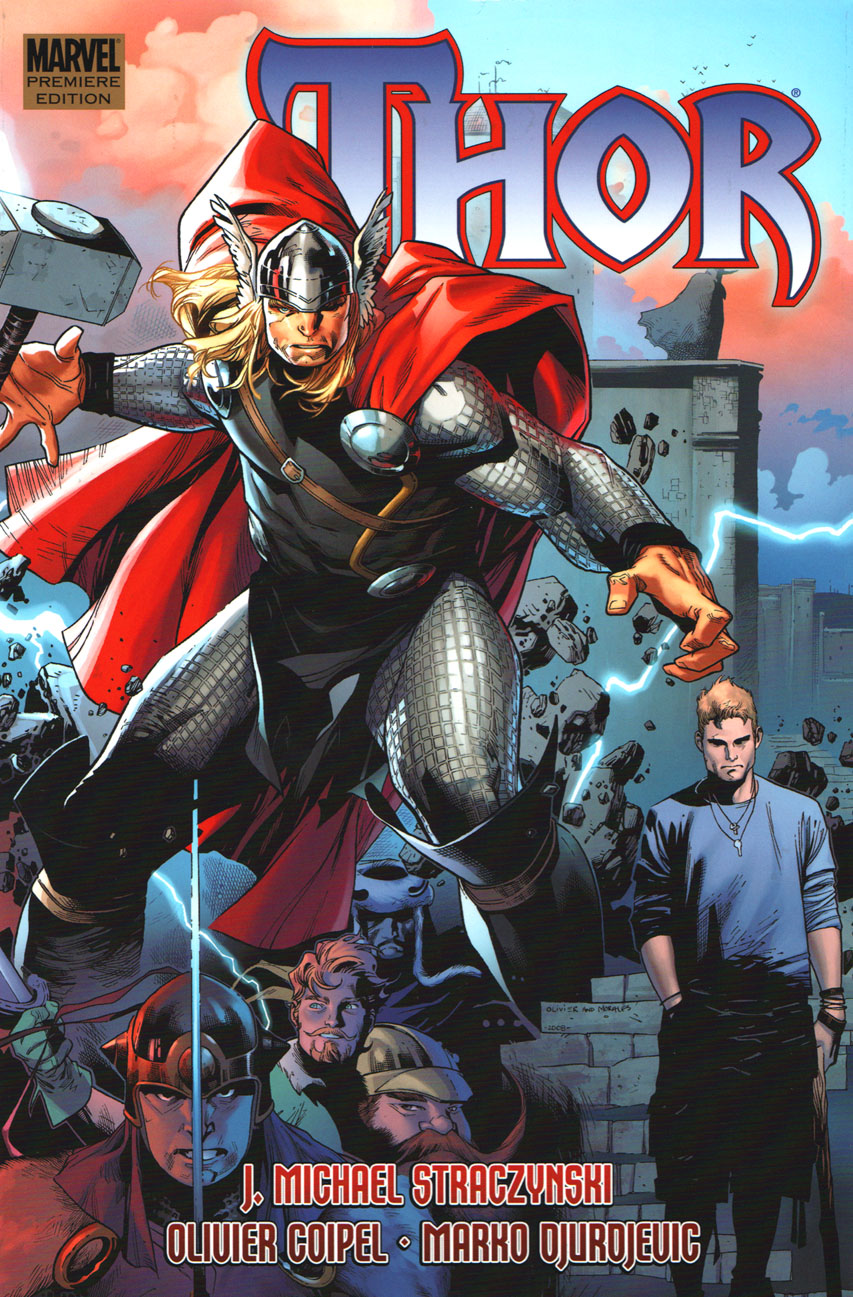 Thor TPB Vol 3 1