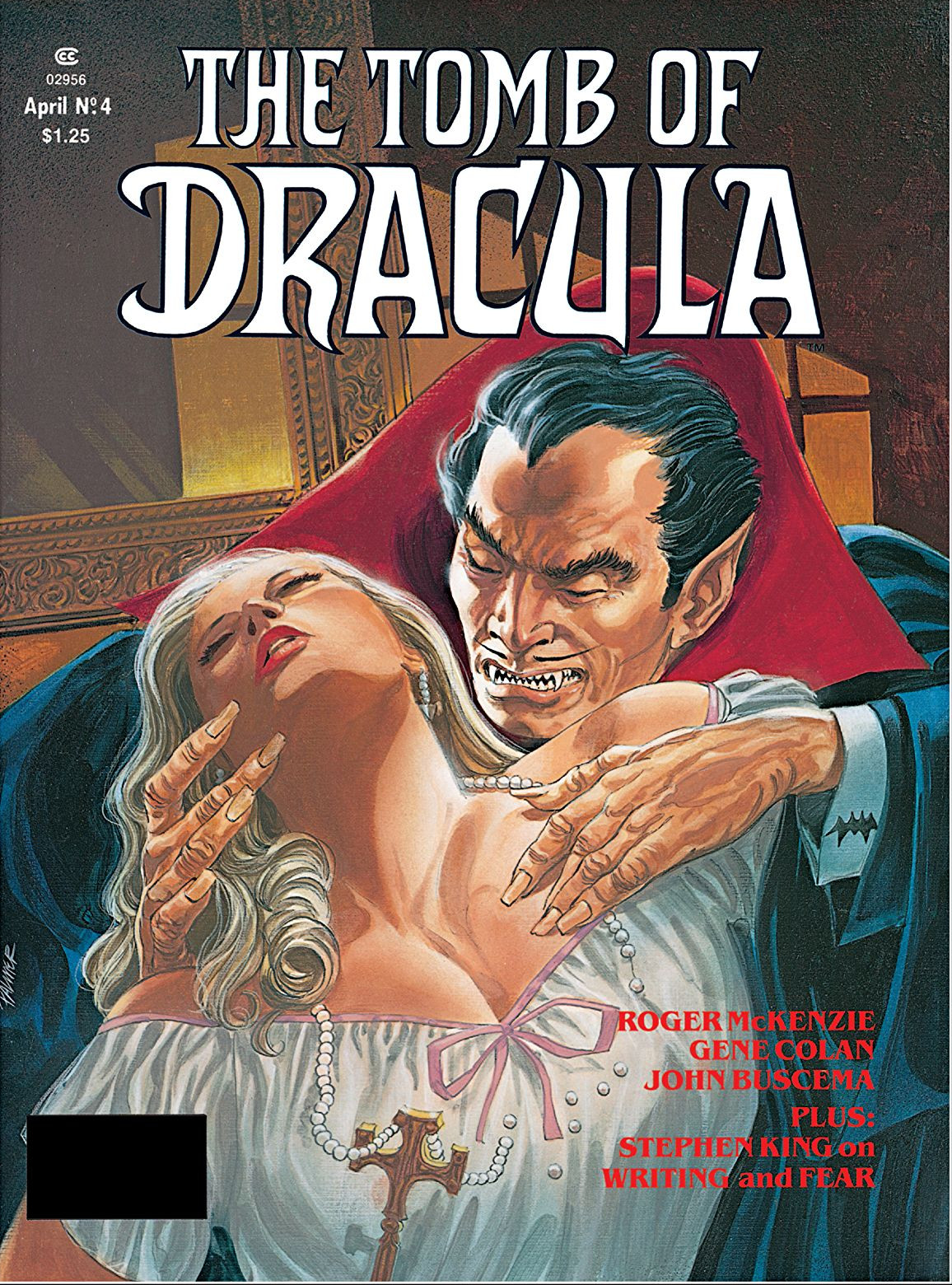 Tomb of Dracula Vol 2 4