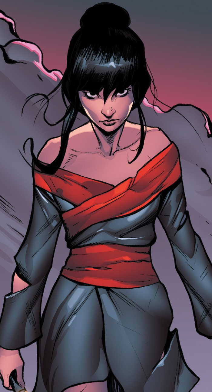 Tomoe (Earth-616)