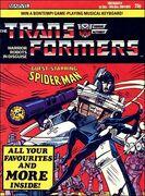 Transformers (UK) Vol 1 6