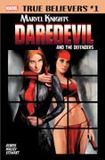 True Believers Marvel Knights 20th Anniversary - Daredevil and the Defenders Vol 1 1