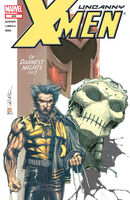 Uncanny X-Men Vol 1 442