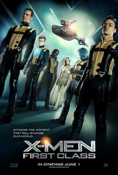 X-Men: First Class (elokuva)
