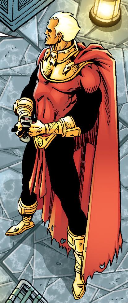 Adam Warlock (Earth-4321)