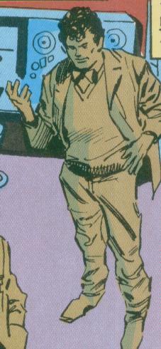 Aleister Kane (Earth-616)