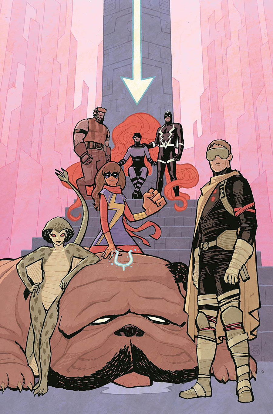 All-New, All-Different Avengers Vol 1 1 50 Years of Inhumans Variant Textless.jpg