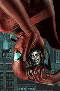 Amazing Spider-Man Vol 1 552 Granov Variant Textless