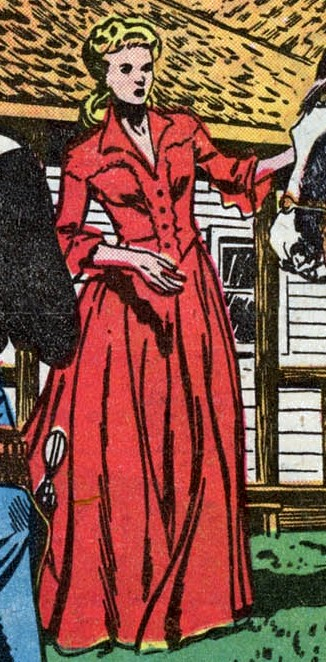 Anne Webster (Earth-616)