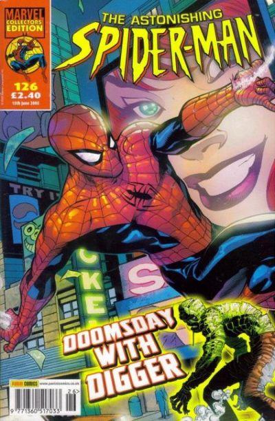 Astonishing Spider-Man Vol 1 126