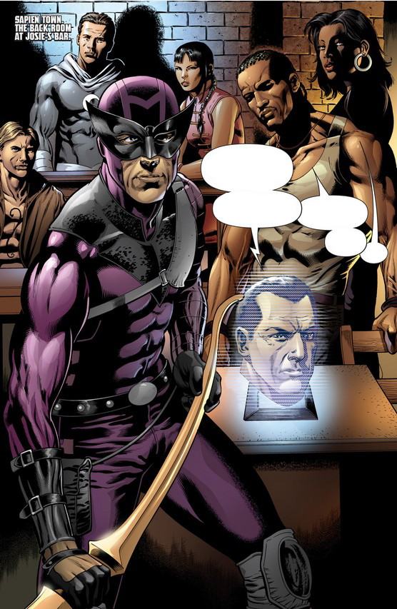 Avengers (Earth-58163)/Gallery