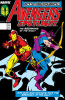 Avengers Spotlight Vol 1 26