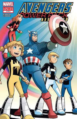 Avengers and Power Pack Assemble! Vol 1 1.jpg