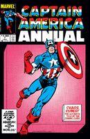 Captain America Annual Vol 1 7