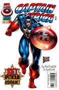 Captain America Vol 2 1